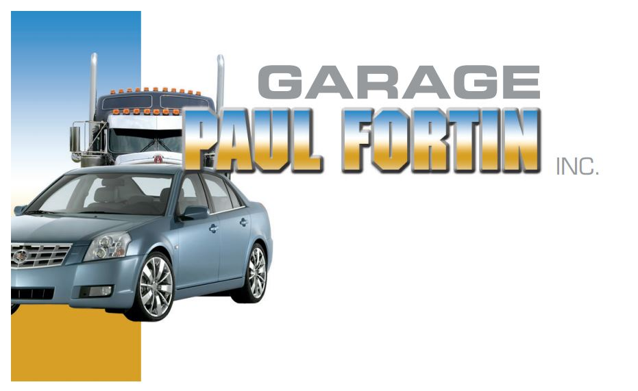 Garage Paul Fortin